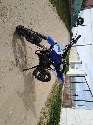 minimotocroos pit bike
