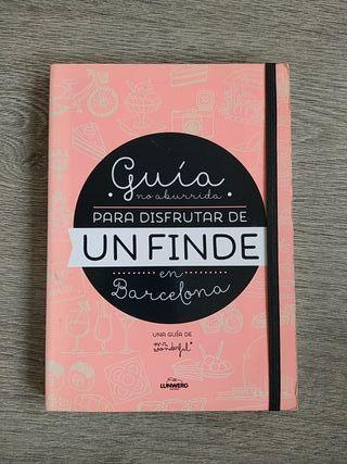 Guía para disfrutar de un finde en Barcelona