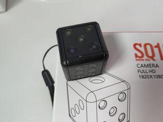 Mini cámara SQ16 de vídeo