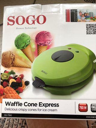 Waffle Cone Express