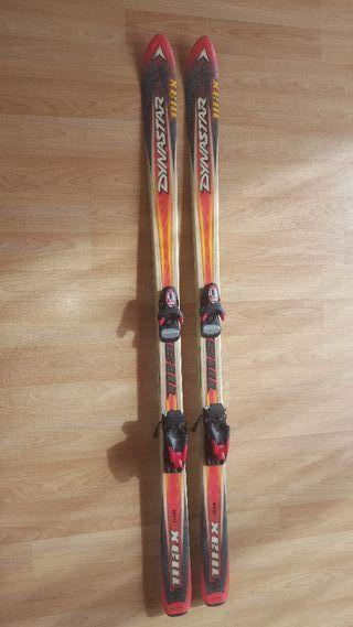 Esquís Dynastar mujer