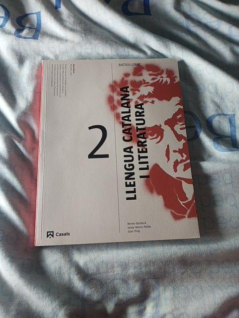 Libro Catalán 2n Bachillerato