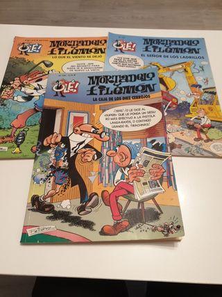 cómics Olé