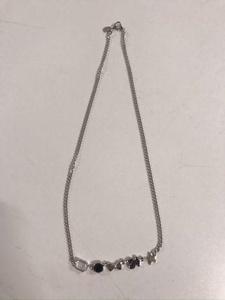 Gargantilla/collar plata TOUS