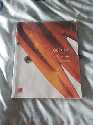Libro Química 1r Bachillerato