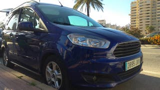 Ford tourneo courier 1,5 diesel