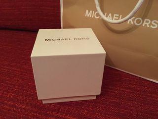 Michael Kors caja joyero blanca + bolsa