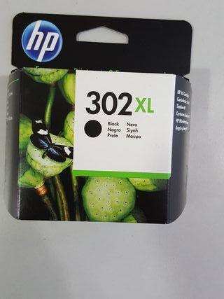 Cartucho de tinta HP Negro 302 XL