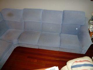 Sofa rinconera / esquinera