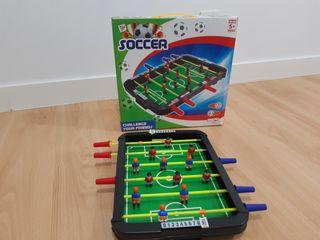 Futbolin portatil