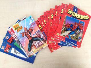Lote de 37 Comics MARVEL