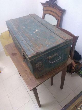 baúl de hierro