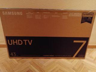 Samsung ue43nu7125k