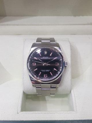 Rolex 116000 Números Rosa