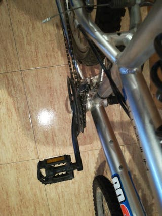 Bicicleta de montaña Mountain Series S80 Aluminium