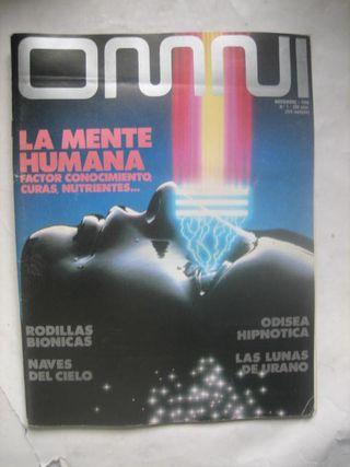 revista Omni número 1