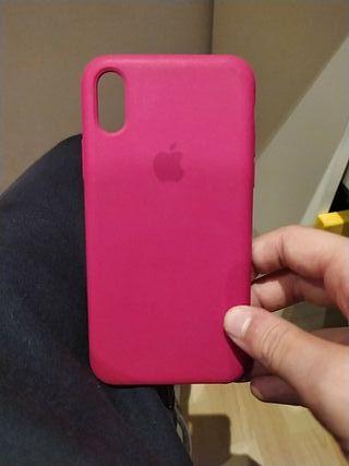 Funda iPhone X Original Apple