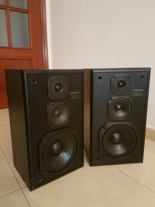 altavoces Technics SB-CS7