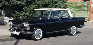 SEAT 1500 bifaro 1969