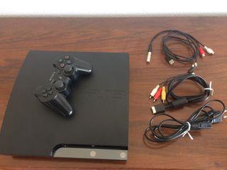 PS3 con mando original