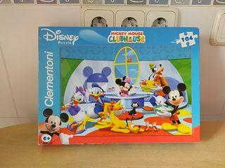 Puzzle La casa de Mickey Mouse