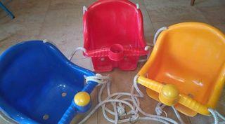 columpio para bebes, niños y niñas