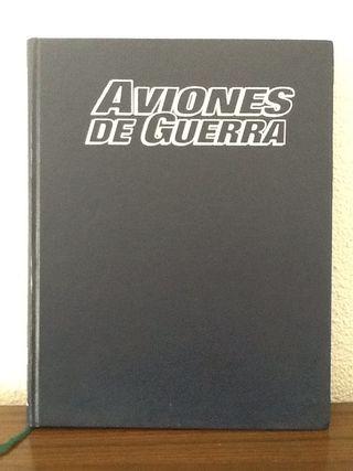 """Libro """"Aviones de guerra"""""""
