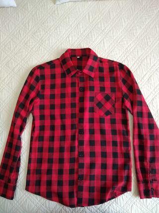 Camisa juvenil nueva Talla 12