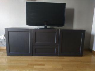 Besta Ikea mueble de TV