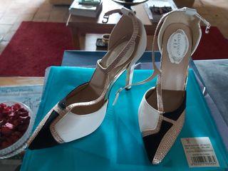 zapato de baile 38