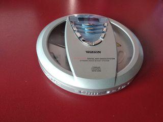 Reproductor CD portátil (discman)