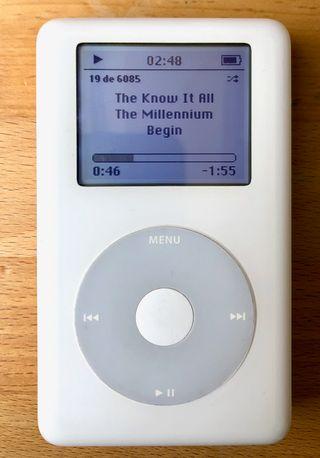 iPod 40 Gb batería nueva