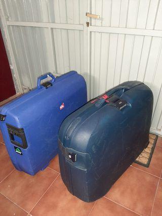 Juego de maletas rígidas