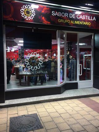 Se traspasa carnicería céntrica en Valladolid.