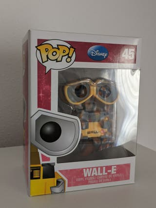 Funko Pop Wall-e (antiguo)