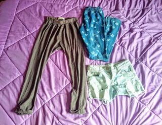 pack pantalones 7/8