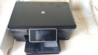 multifuncion hp c310 no enciende