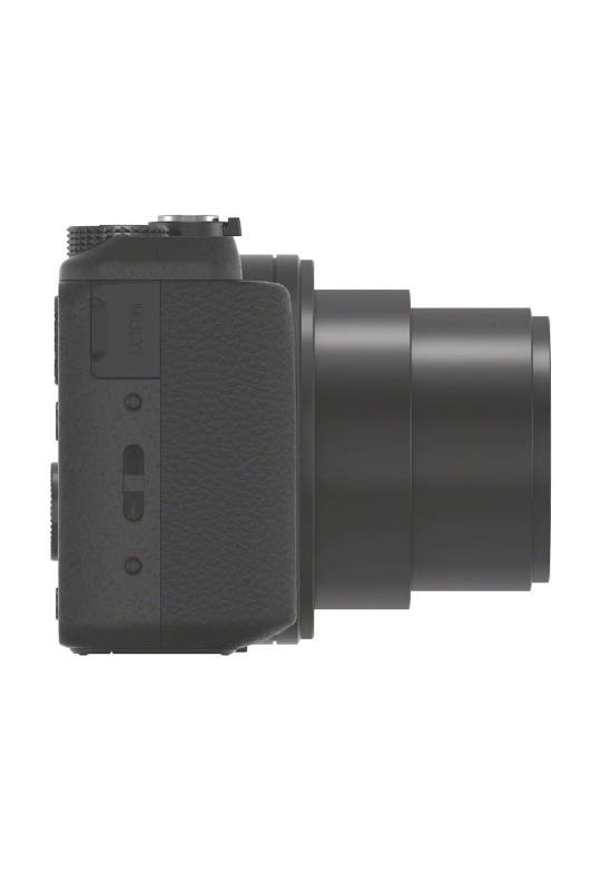 Cámara Sony DSCHX60 sin usar, nueva, con funda
