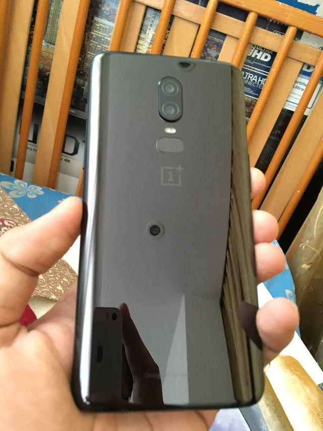 OnePlus 6 impeccable