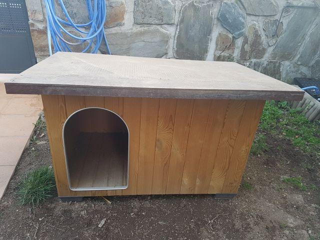 caseta perro exterior