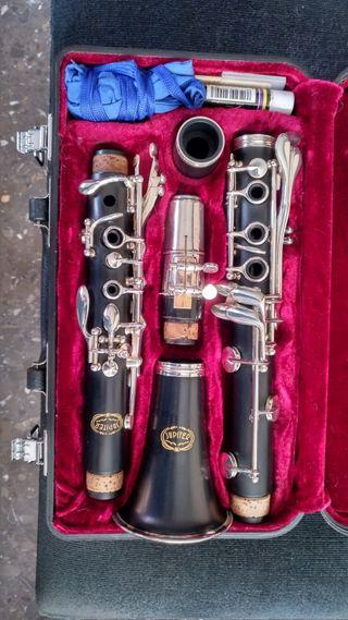 clarinete Júpiter 631