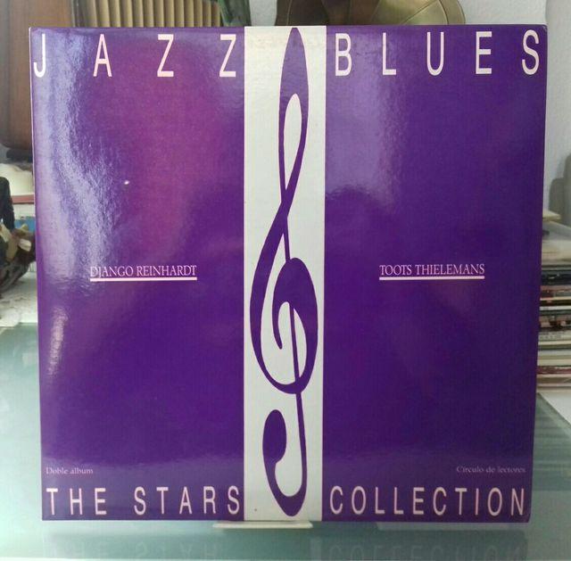 DISCO VINILO JAZZ BLUES THE STARS COLLECTION