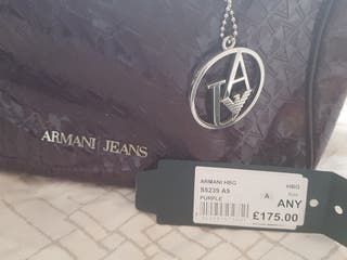 Armani auténtico bolso