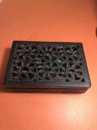 Caja de joyero