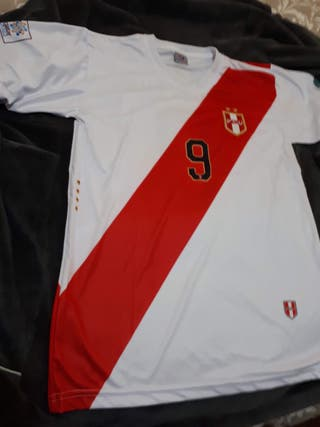 Camiseta selección fútbol PERU
