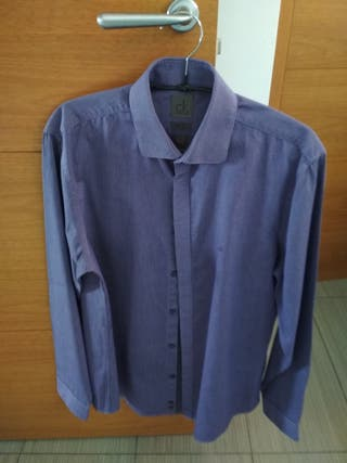 Camisa Calvin Klein. T 39 15 1/2