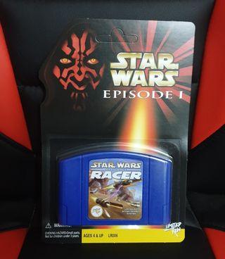Star Wars Episode 1 Racer N64