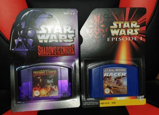 Pack Star Wars NINTENDO 64 Limited Run Games