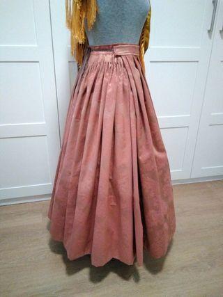 Falda de baturra nueva