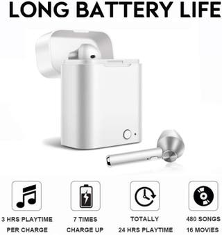 Auriculares Inalámbricos Bluetooth Mini